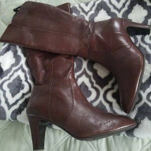 👢J. Crew chic leather boots